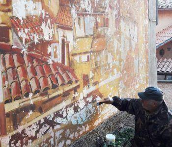 murales rocca di papa