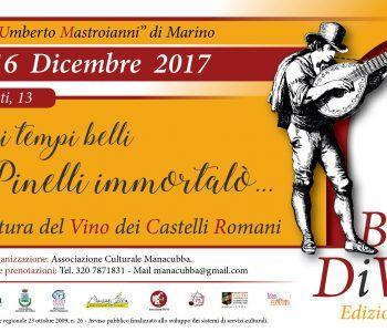 Borghi DiVini 16 dicembre 2017 Marino