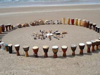 percussioni musica medicina scuola tamburo cerchio