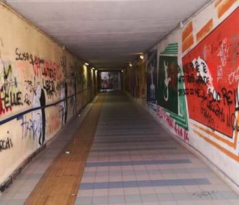 Velletri vandali