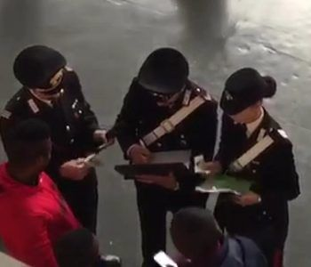 carabinieri roma natale termini