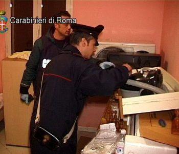 casamonica arresto carabinieri frascati