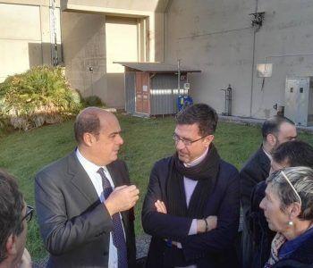 Frascati Enea Zingaretti