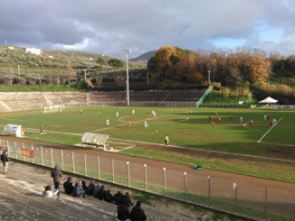 vjs velletri calcio partita