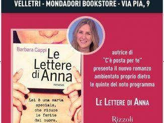 Roberto Cappi libro mondadori lettere posta
