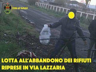 Velletri rifiuti