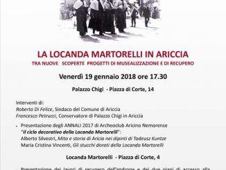 LA LOCANDA MARTORELLI