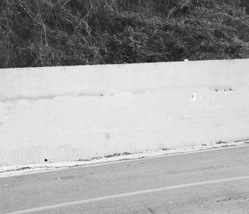 rocca priora atti vandalici muro