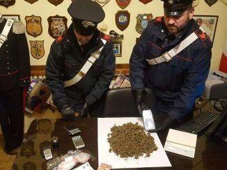 arrestato per droga