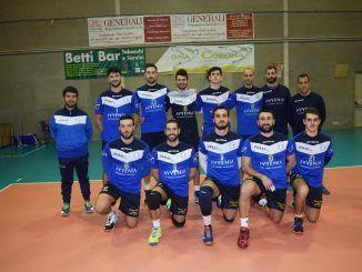 volley maschile squadra albano campionato
