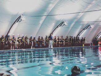 nuoto velletri roma sconfitta campionato