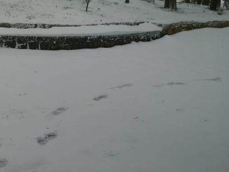 neve ai castelli