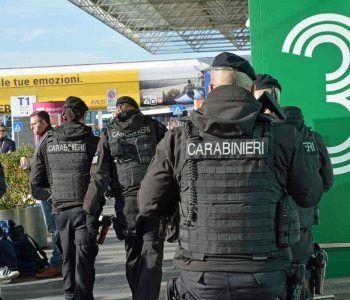aeroporto ciampino carabinieri