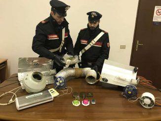 arrestato dai carabinieri