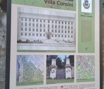 cartelloni turistici albano