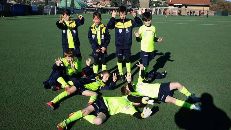 Football Club Frascati Scuola calcio
