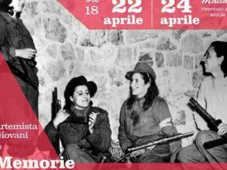 Memorie Ritrovate, il racconto di uno spaccato femminile per raccontare gli anni della Resistenza nei Castelli Romani dai nazifascisti