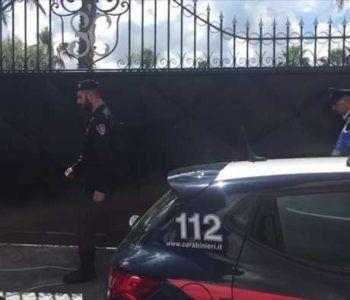 Controllo straordinario del territorio da parte dei Carabinieri, denunciata persona per evasione agli arresti domiciliari