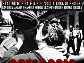 Dopolavoro Ferroviario e Palestra popolare DLF presentano Tre tre cinque ogni volta che mi baci muore un nazista