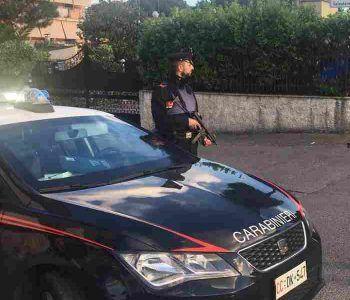 """Maxi controllo in zona Romanina da parte dei Carabinieri di Frascati. Denunciati due """"Casamonica"""" per violazione sigilli alla loro abitazione posta sotto sequestro per abusivismo edilizio"""
