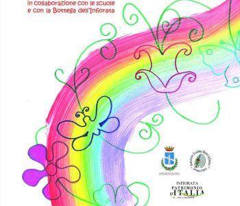 L'Infiorata dei Ragazzi torna a Genzano di Roma per la sua 14 esima edizione, il 2 e 3 giugno