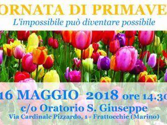 """L'evento """"Giornata di Primavera"""" arriva mercoledì 16 maggio"""