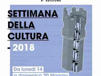 Arriva, a Ciampino, la settimana della cultura