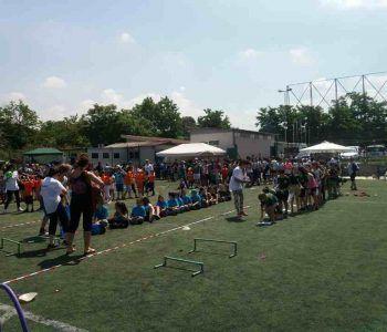 """Grande successo per la nona edizione """"Festa della Scuola Primo Levi"""", la nona edizione tra sport e cultura"""