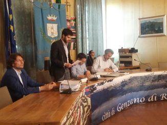 consigli comunale genzano il sindaco