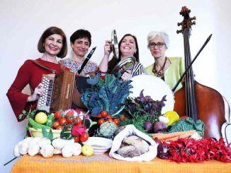 La Banda della Ricetta arriva a Frascati per una serata all'insegna del cibo e della musica