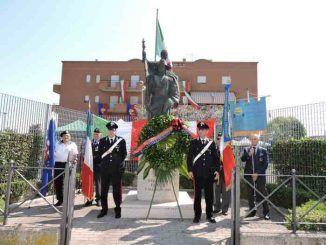 L'Associazione Arma dei Carabinieri di Ciampino organizza il 204° Annuale della Fondazione dell'Arma dei Carabinieri