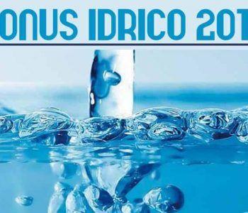 Ciampino, Bonus Idrico a partire dal 1 luglio. Sarà possibile chiedere il bonus sociale sulla bolletta dell'acqua