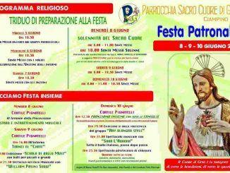 Uffici comunali chiusi a Ciampino per la festa del Sacro Cuore di Gesù