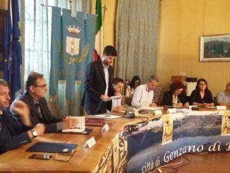 Genzano di Roma, le comunicazioni di Lorenzon dal Consiglio Comunale del 14 giugno