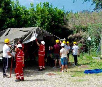 Collaborazione Villa Sora e Croce Rossa Italiana dopo i disagi a seguito dell'Allerta meteo