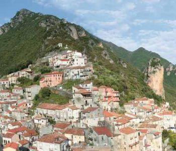Visita del Sindaco Luciano Andreotti a Orsomarso, oggi 8 giugno