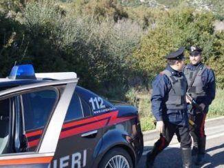 Caporale del volantinaggio arrestato dai carabinieri