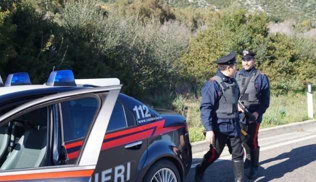 carabinieri arrestano 51enne