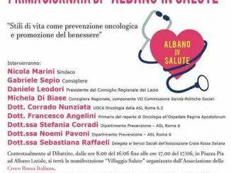 """Sabato, 16 giugno la prima di """"Albano In Sieme"""" a Palazzo Savelli"""