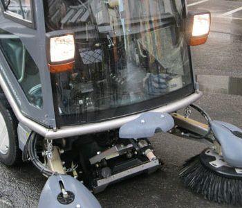 Agosto, pulizia straordinaria delle strade di Ciampino