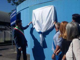 Stadio Comunale dedicato a Bruno Abbatini