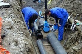 Continuano i lavori di riparazione del guasto idrico a Castel Gandolfo