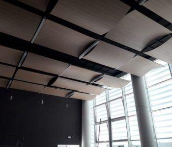 In vista della riapertura ad ottobre, quasi finiti i lavori all'Auditorium di Cecchina