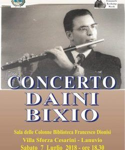 Il Comitato Culturale  Emanuele Krakamp Musik  organizza per il 7 luglio,a Lanuvio, il concerto con musiche per flauto dedicate alle divinità arcaiche