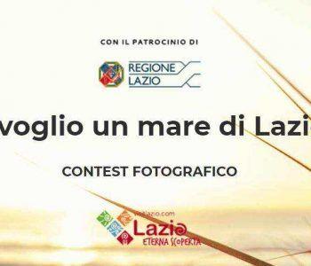 """Valorizzare il litorale Laziale, arriva il contest fotografico """"Ti voglio un mare di Lazio"""""""
