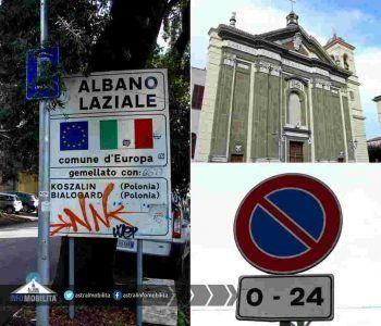 Festa patronale ad Albano Laziale, nuova disciplina del traffico per il 1 e 2 settembre