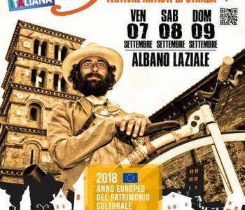 Il Bajocco Festival torna ad Albano Laziale, il 7, 8 e 9 settembre