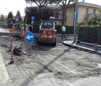 Castel Gandolfo, iniziati oggi lavori di manutenzione stradale