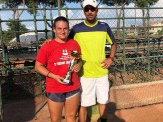 vince il suo primo torneo Open con montepremi