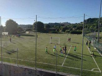 Open day della Scuola calcio